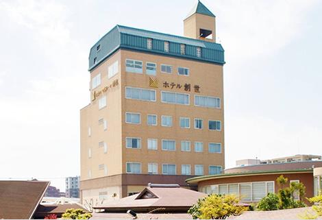 ホテルマリターレ創世店